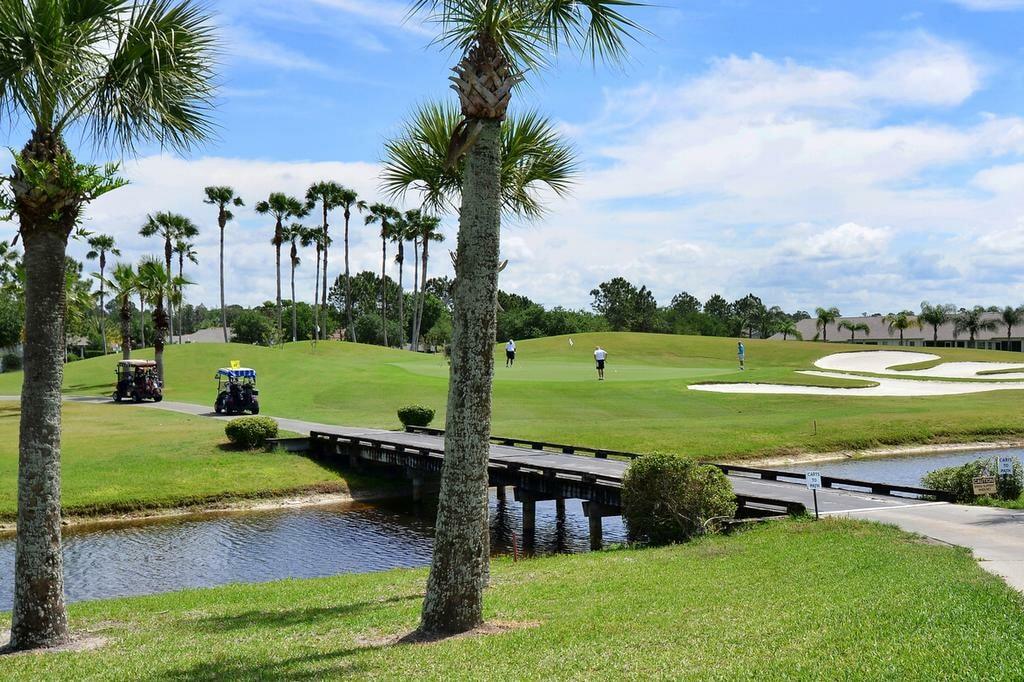 Golf - Heritage Springs Community